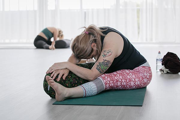 Yin Stretch Yoga